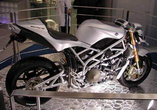 2005 Mondial RZ Nuda technical specifications   MotoData